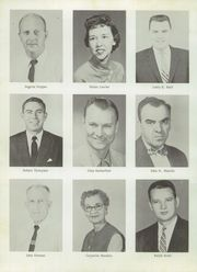 Page 12, 1959 Edition, Cooter High School - Wildcat Yearbook (Cooter, MO) online yearbook collection
