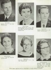 Page 16, 1959 Edition, Cooter High School - Wildcat Yearbook (Cooter, MO) online yearbook collection