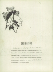 Page 6, 1954 Edition, Illmo Scott City High School - Memories Yearbook (Scott City, MO) online yearbook collection