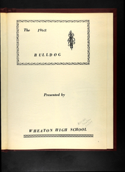 Page 5, 1968 Edition, Wheaton High School - Bulldog Yearbook (Wheaton, MO) online yearbook collection