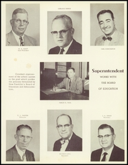Page 11, 1958 Edition, New Franklin High School - Bulldog Yearbook (New Franklin, MO) online yearbook collection