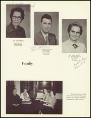Page 13, 1958 Edition, New Franklin High School - Bulldog Yearbook (New Franklin, MO) online yearbook collection