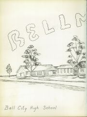 Page 6, 1958 Edition, Bell City High School - Bellmo Yearbook (Bell City, MO) online yearbook collection