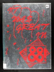 Page 1, 1988 Edition, Bell City High School - Bellmo Yearbook (Bell City, MO) online yearbook collection