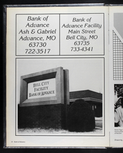 Page 14, 1988 Edition, Bell City High School - Bellmo Yearbook (Bell City, MO) online yearbook collection