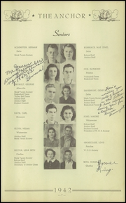 Page 11, 1942 Edition, Delta High School - Yearbook (Delta, MO) online yearbook collection