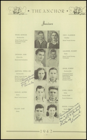 Page 14, 1942 Edition, Delta High School - Yearbook (Delta, MO) online yearbook collection