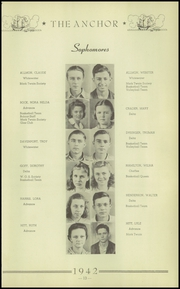 Page 17, 1942 Edition, Delta High School - Yearbook (Delta, MO) online yearbook collection