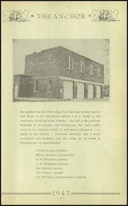 Page 7, 1942 Edition, Delta High School - Yearbook (Delta, MO) online yearbook collection