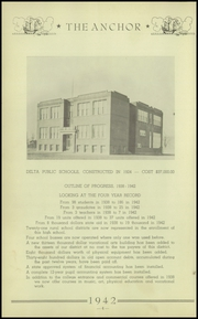 Page 8, 1942 Edition, Delta High School - Yearbook (Delta, MO) online yearbook collection