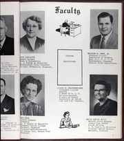 Page 11, 1953 Edition, Santa Fe High School - Indian Yearbook (Alma, MO) online yearbook collection