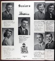 Page 14, 1953 Edition, Santa Fe High School - Indian Yearbook (Alma, MO) online yearbook collection