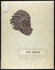 Page 1, 1954 Edition, Santa Fe High School - Indian Yearbook (Alma, MO) online yearbook collection