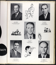Page 11, 1954 Edition, Santa Fe High School - Indian Yearbook (Alma, MO) online yearbook collection
