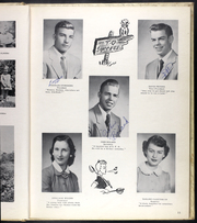 Page 15, 1954 Edition, Santa Fe High School - Indian Yearbook (Alma, MO) online yearbook collection
