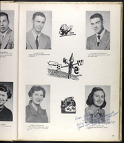 Page 17, 1954 Edition, Santa Fe High School - Indian Yearbook (Alma, MO) online yearbook collection