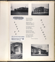 Page 5, 1954 Edition, Santa Fe High School - Indian Yearbook (Alma, MO) online yearbook collection