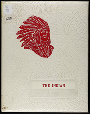 1955 Edition, Santa Fe High School - Indian Yearbook (Alma, MO)