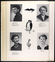 Page 12, 1955 Edition, Santa Fe High School - Indian Yearbook (Alma, MO) online yearbook collection
