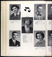 Page 16, 1955 Edition, Santa Fe High School - Indian Yearbook (Alma, MO) online yearbook collection
