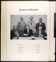 Page 8, 1955 Edition, Santa Fe High School - Indian Yearbook (Alma, MO) online yearbook collection