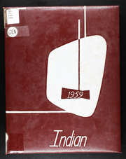 1959 Edition, Santa Fe High School - Indian Yearbook (Alma, MO)