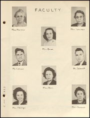 Page 15, 1947 Edition, Brunswick High School - Wildcat Yearbook (Brunswick, MO) online yearbook collection