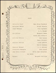 Page 9, 1947 Edition, Brunswick High School - Wildcat Yearbook (Brunswick, MO) online yearbook collection