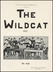 Page 5, 1952 Edition, Brunswick High School - Wildcat Yearbook (Brunswick, MO) online yearbook collection