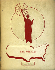 Brunswick High School - Wildcat Yearbook (Brunswick, MO) online yearbook collection, 1957 Edition, Page 1