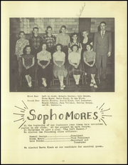 Page 17, 1950 Edition, Lesterville High School - Memory Highlight Yearbook (Lesterville, MO) online yearbook collection