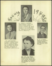 Page 8, 1950 Edition, Lesterville High School - Memory Highlight Yearbook (Lesterville, MO) online yearbook collection