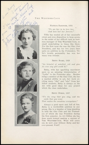 Page 16, 1933 Edition, Barstow School - Weathercock Yearbook (Kansas City, MO) online yearbook collection