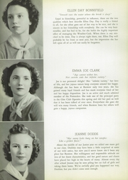 Page 16, 1938 Edition, Barstow School - Weathercock Yearbook (Kansas City, MO) online yearbook collection