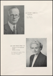 Page 11, 1953 Edition, Barstow School - Weathercock Yearbook (Kansas City, MO) online yearbook collection