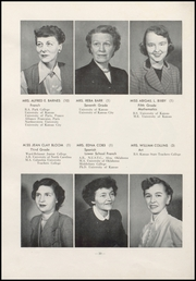 Page 14, 1953 Edition, Barstow School - Weathercock Yearbook (Kansas City, MO) online yearbook collection