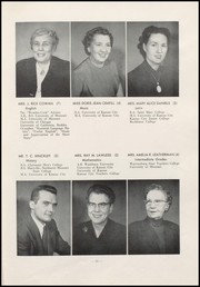 Page 15, 1953 Edition, Barstow School - Weathercock Yearbook (Kansas City, MO) online yearbook collection