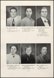 Page 16, 1953 Edition, Barstow School - Weathercock Yearbook (Kansas City, MO) online yearbook collection