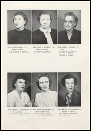 Page 17, 1953 Edition, Barstow School - Weathercock Yearbook (Kansas City, MO) online yearbook collection
