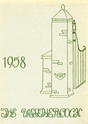 Page 1, 1958 Edition, Barstow School - Weathercock Yearbook (Kansas City, MO) online yearbook collection