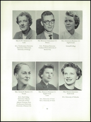 Page 14, 1958 Edition, Barstow School - Weathercock Yearbook (Kansas City, MO) online yearbook collection