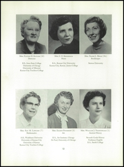 Page 16, 1958 Edition, Barstow School - Weathercock Yearbook (Kansas City, MO) online yearbook collection