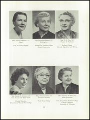 Page 17, 1958 Edition, Barstow School - Weathercock Yearbook (Kansas City, MO) online yearbook collection