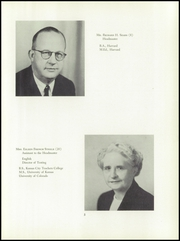 Page 9, 1958 Edition, Barstow School - Weathercock Yearbook (Kansas City, MO) online yearbook collection