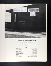 Page 5, 1970 Edition, Barstow School - Weathercock Yearbook (Kansas City, MO) online yearbook collection