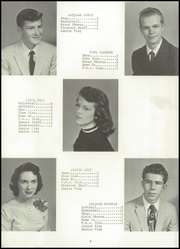 Page 12, 1958 Edition, Norwood High School - Pirate Yearbook (Norwood, MO) online yearbook collection