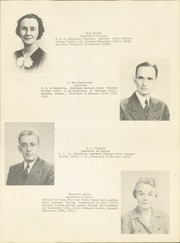 Page 17, 1947 Edition, Greenwood High School - Under the Greenwood Tree Yearbook (Springfield, MO) online yearbook collection