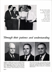 Page 12, 1956 Edition, Greenwood High School - Under the Greenwood Tree Yearbook (Springfield, MO) online yearbook collection