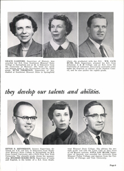 Page 13, 1956 Edition, Greenwood High School - Under the Greenwood Tree Yearbook (Springfield, MO) online yearbook collection