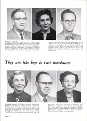 Page 14, 1956 Edition, Greenwood High School - Under the Greenwood Tree Yearbook (Springfield, MO) online yearbook collection